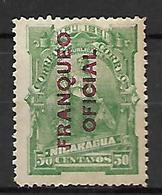 NICARAGUA     -   Service /  Oficial   -   1891.  Y&T N° 16 * - Nicaragua
