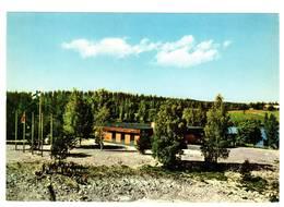 KK:N LEIRI JAKURSSIKESKUS - RAUTALAMPI - Finlandia