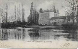 Cortembosch (Sint-Truiden). Château - Sint-Truiden