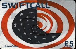 Télécarte Swiftcall - Royaume-Uni