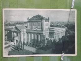 KOV 2-17 - ZAGREB, LIBRARY, BIBLIOTHÈQUE - Croacia