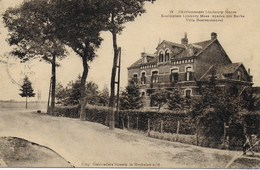 Eisden (Maamechelen).Charbonnages - Villa Beerensheuvel - Maasmechelen