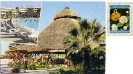CUBA  VARADERO  Sol Palmares Hotel  Nice Stamp - Cuba