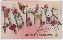 """92 - Clamart - Carte Fantaisie """" Amitiés Du Petit Clamart """" - Clamart"""