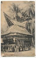 New Guinea Tumleo Schadelhaus No 45  P. Used Rabaul To Cuba Deutsch Neu Guinea - Papouasie-Nouvelle-Guinée