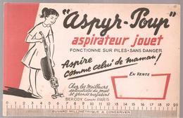 Buvard Jouet Aspyr-Poup Aspirateur Jouet Aspire Comme Celui De Maman - Kids