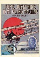 37743 U.s.a. Maximum 1997  Airplane  Wright Model B - Maximumkarten (MC)