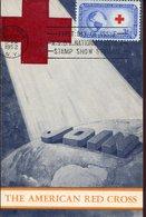 37744 U.s.a. Maximum 1952 American Red Cross,  Croix Rouge  Rotes Kreuz - Maximumkarten (MC)