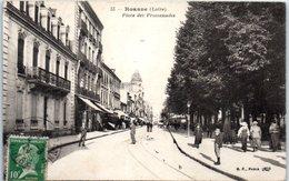 42 - ROANNE -- Place Des Promenade - Riorges