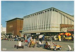 59 MALO LES BAINS - 1015 - Edts Lumicap - Le Casino. Jeux Voitures Enfants. - Malo Les Bains