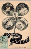 42 - ROANNE -- Souvenir - Riorges