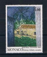 Monaco 1989 Gemälde Mi.Nr. 1933 ** - Monaco