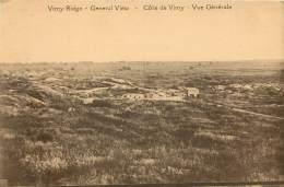 Côte De Vimy - Vue Générale - Guerre 1914-18