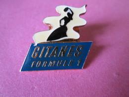 PIN'S    GITANES  FORMULE 1 - F1