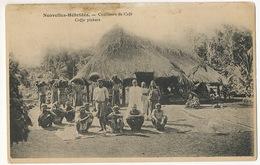 New Hebrides Cueilleurs De Café . Coffee Pickers - Vanuatu