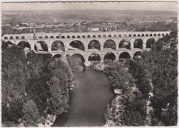 30 Pont Du Gard L'acqueduc Romain Sur Le Gard Et Vue Panoramique - Frankreich