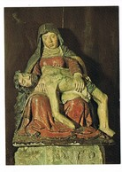 CPM (43) Le Monastier Sur Gazeille .Pietà En Pierre Peinte.(B1.484) - Sonstige Gemeinden