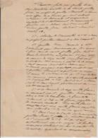 FRANCE - 1882 - Dissolution D'entreprise - Propositions - 1900 – 1949