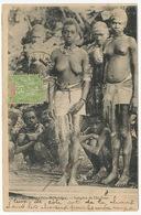 New Hebrides Indigenes De L' Ile Tana Nude Girls. Used New Caledonia To France - Vanuatu