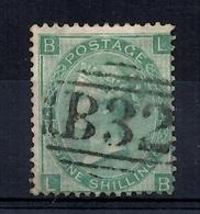 Grande-Bretagne YT N° 31 Rare Oblitération B32 (Buenos Aires). Premier Choix. A Saisir! - 1840-1901 (Viktoria)