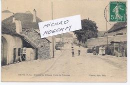 70 SOING Entrée Du Village Côté De Fresne - 050718 - France