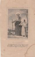 SANTINO HOLY CARD ST JOSEPH (SN63 - Santini