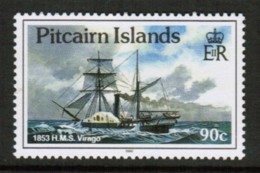 PITCAIRN ISLANDS  Scott # 306* VF MINT LH (Stamp Scan # 416) - Timbres