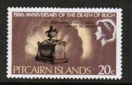 PITCAIRN ISLANDS  Scott # 87* VF MINT LH (Stamp Scan # 416) - Stamps
