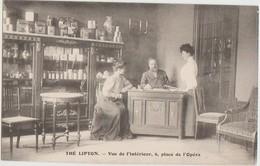 CPA 75 PARIS IX 6 Place De L'Opéra Intérieur De Commerce Thé LIPTON Tea - Arrondissement: 09