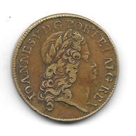 Poids Monétaire De Change Pour Les Pièces D'or De 3200 Reis Du Brésil Non Daté..Ioannes V Du Portugal Eighteen Shillings - Grande-Bretagne