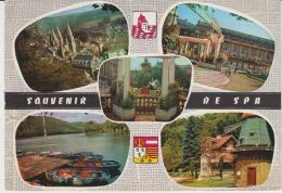 Spa Circulated Postcard (ask For Verso / Demander Le Verso) - Belgique