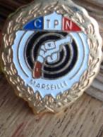PIN'S C.T.P.N. MARSEILLE - Badges