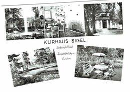 Allemagne - Bad Schoenborn Langebrücken - Schwefelbad Kurhaus Sigel - Bad Schoenborn