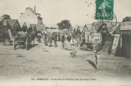 25 - BESANÇON - LE MARCHÉ AUX RAISINS - Besancon
