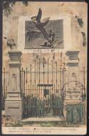 POS-1021 CUBA POSTCARD. 1905. MONUMENTO A FUSILADOS DEL CASTILLO DE LA CABAÑA. - Cuba