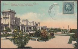 POS-1025 CUBA POSTCARD. 1924. AVENIDA DE LOS PRESIDENTES, VEDADO, HABANA. - Cuba