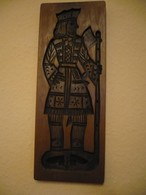 Holzmodel - Backform - älter (619) - Wood