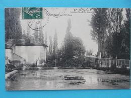 71 : VERIZET : L'ECLUSE , C.P.A. , Carte En Bon état , - Francia
