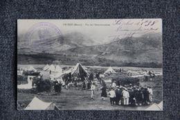 MILITARIA - MAROC, DEEDOU , 1911 , Vue De L'administration. - Guerres - Autres