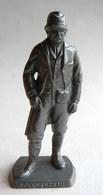 FIGURINE PUBLICITAIRE MOKAREX - LA GRANDE GUERRE - GEORGES CLEMENCEAU - Figurines