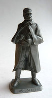 FIGURINE PUBLICITAIRE MOKAREX - LA GRANDE GUERRE - MARECHAL JOFFRE - Figurines