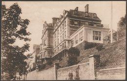 Fowey Hotel, Fowey, Cornwall, 1918 - Frith's Postcard - England