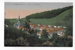 01  -  CPA  Colorisée  Des  Environs  De  St  Rambert  -  Abbaye  De  PORTES - France
