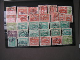 CSR 1919 - Hradschin , Hradcany Lot Nice Cancels , - Tschechoslowakei/CSSR