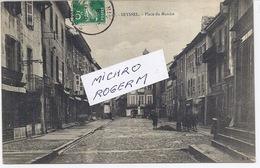 01/74 SEYSSEL Place Du MARCHE. - 070718 - Seyssel