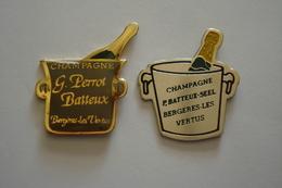 20180906-2004 VINS DE CHAMPAGNE G.PERROT- BATTEUX ET P. BATTEUX-SEEL BERGERES LES VERTUS - Food