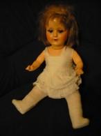 Puppe - Massekörper - älter (622) - Dolls