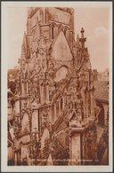 Contrefort, L'Eglise St-Pierre, Saintes, C.1920s - Lévy Et Neurdein Photo CPA LL13 - Saintes