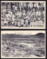 2  X OLD CARD CHINA - Seminar Of Si-Want-Tze & Orphanage - Chine