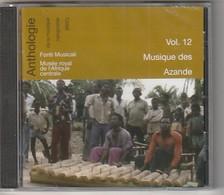 Cd Musique Des Azande Congo    Etat: TTB Port 110 Gr Ou 30gr - Musiques Du Monde